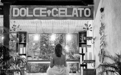 Dolce Gelato for the Wedding Night in Antigua Guatemala