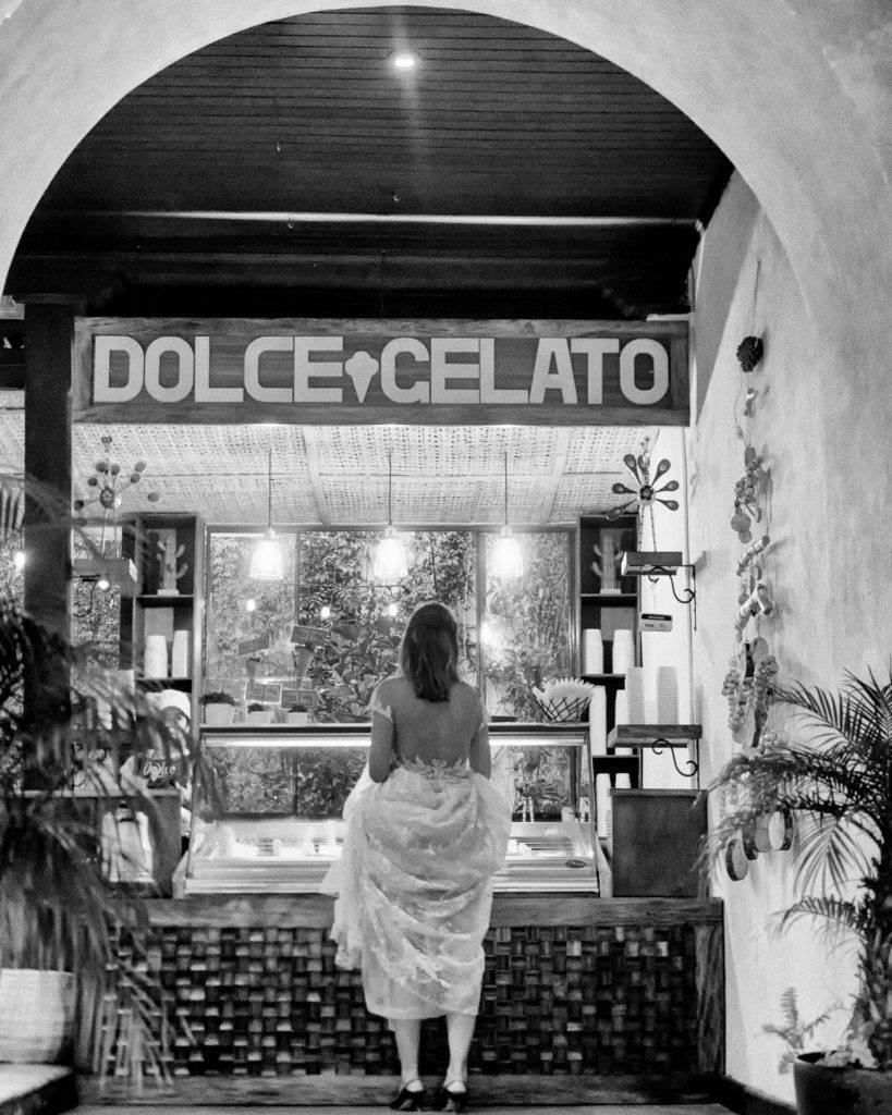 Dolce Gelato for the Wedding Night in Antigua Guatemala BY RUDY GIRON