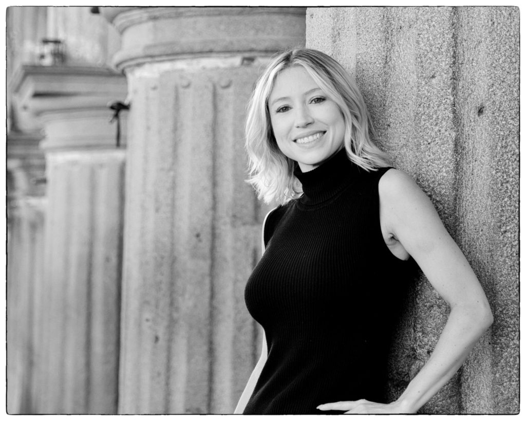 Black and White Headshots and Portraits in Antigua Guatemala with photographer Rudy Giron